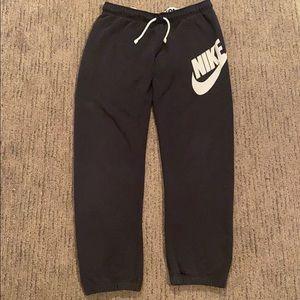 Nike black jogger pants